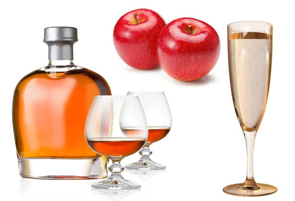 りんごでお酒